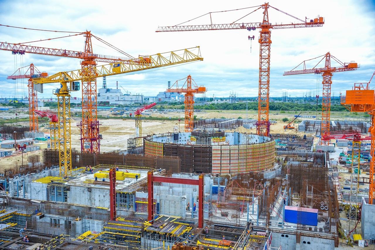 Курская АЭС-2 получит систему автоматического пожаротушения за 520 млн рублей