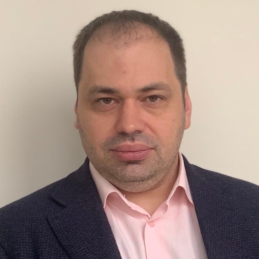 Василий Долгов VizorLabs