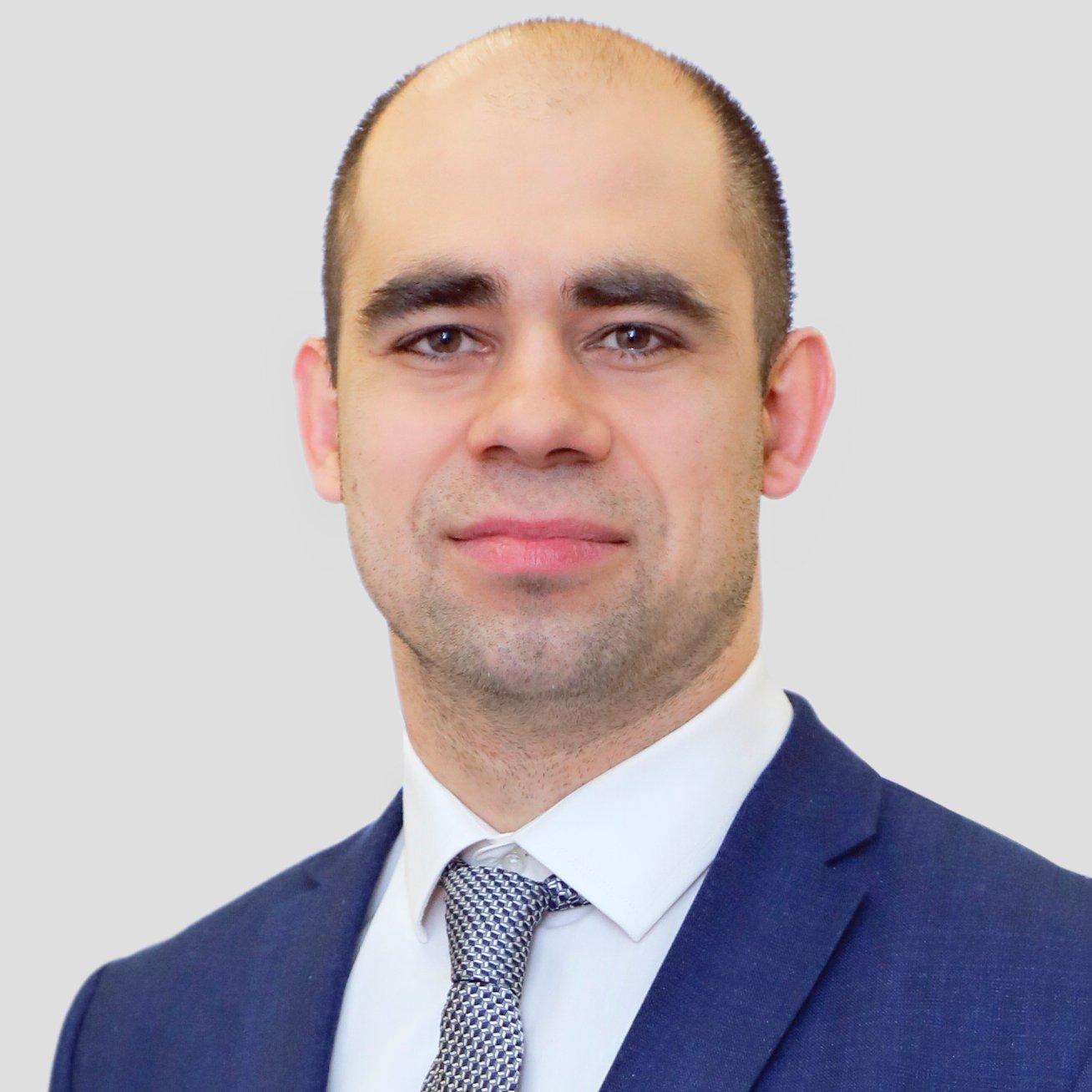 Антон Семейкин, Минэнерго