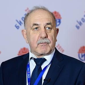 Игорь Григорьевич Барановский Департамент страхования профессиональных рисков