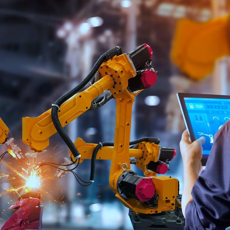 Индустрия 4.0: внедрение машинного зрения, систем производственной видеоаналитики, искусственного интеллекта