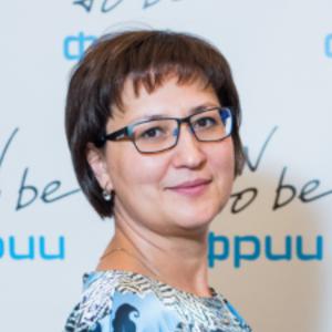 Инна Скрытникова, ФРИИ