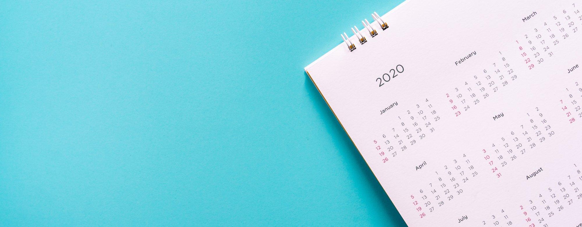 Расписание онлайн мероприятий