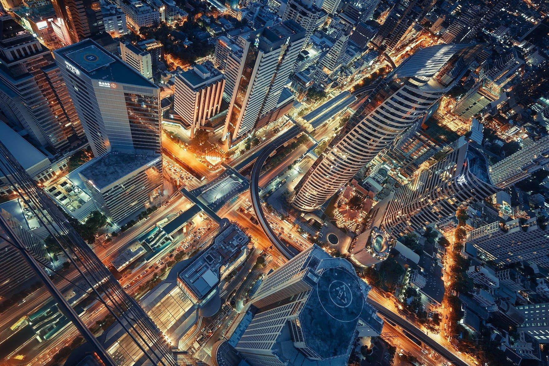 Опыт городов России: внедрение интеллектуального освещения