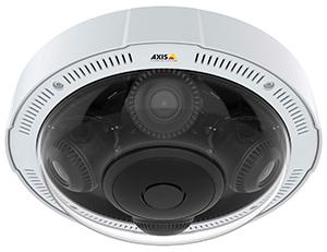 АРМО-Системы представляют первую 8 Мп 4-сенсорную камеру от Axis
