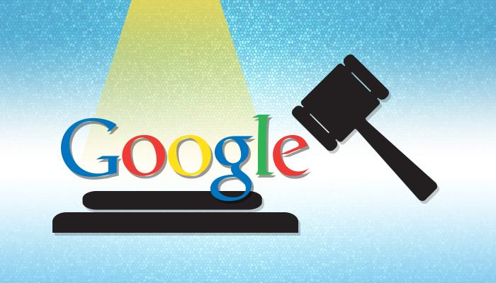 На Google подали всуд заслежку запользователями без ихсогласия