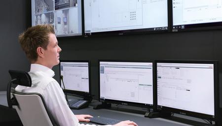 Интегрированная система безопасности и инженерии здания Bosch BIS обновлена до версии 4.6