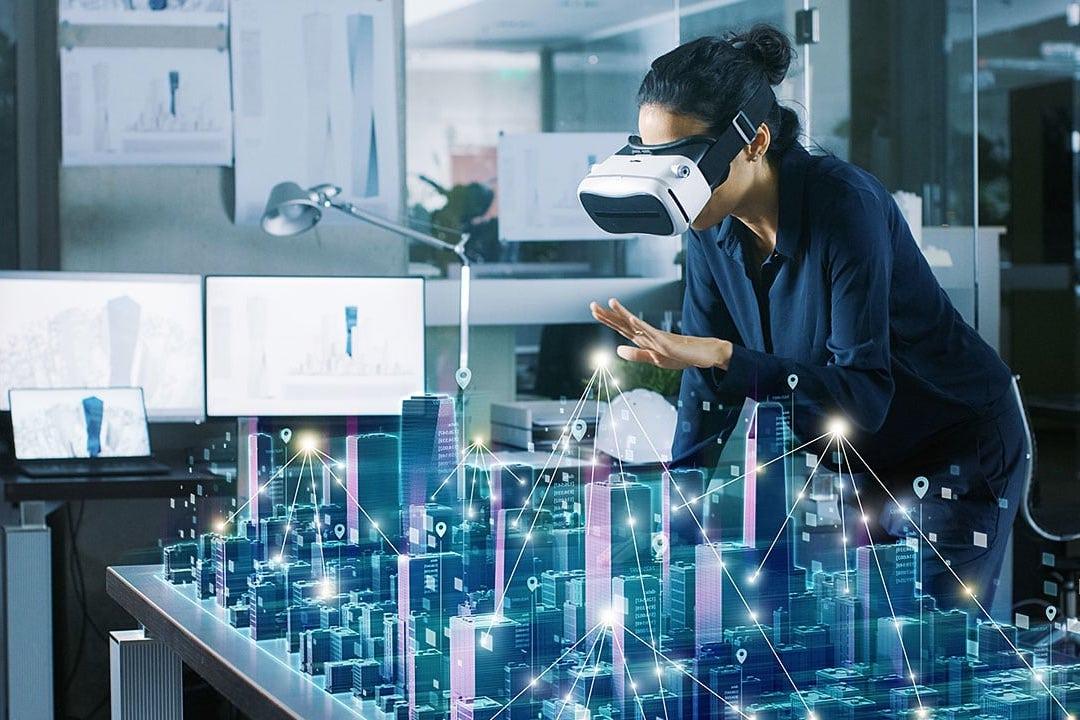 Прорывные технологии в бизнесе: Big Data, AI, роботизация, биометрия, блокчейн, IoT, AR/VR