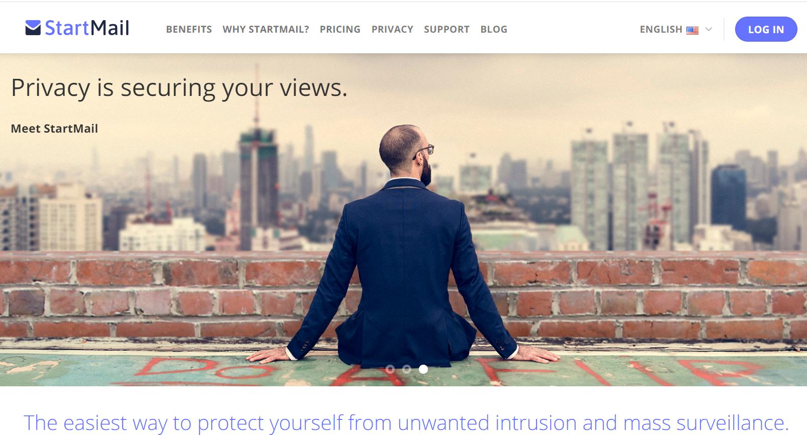 Роскомнадзор заблокировал сервис Startmail.com зарассылку сообщений оминировании
