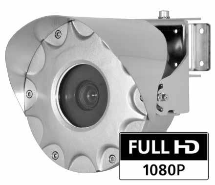 Новые компактные взрывозащищенные камеры MAXIMUS MMX 10x Enhanced от Videotec