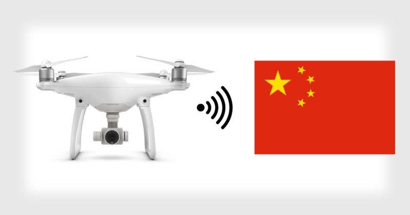 Власти США опасаются шпионажа со стороны китайских дронов
