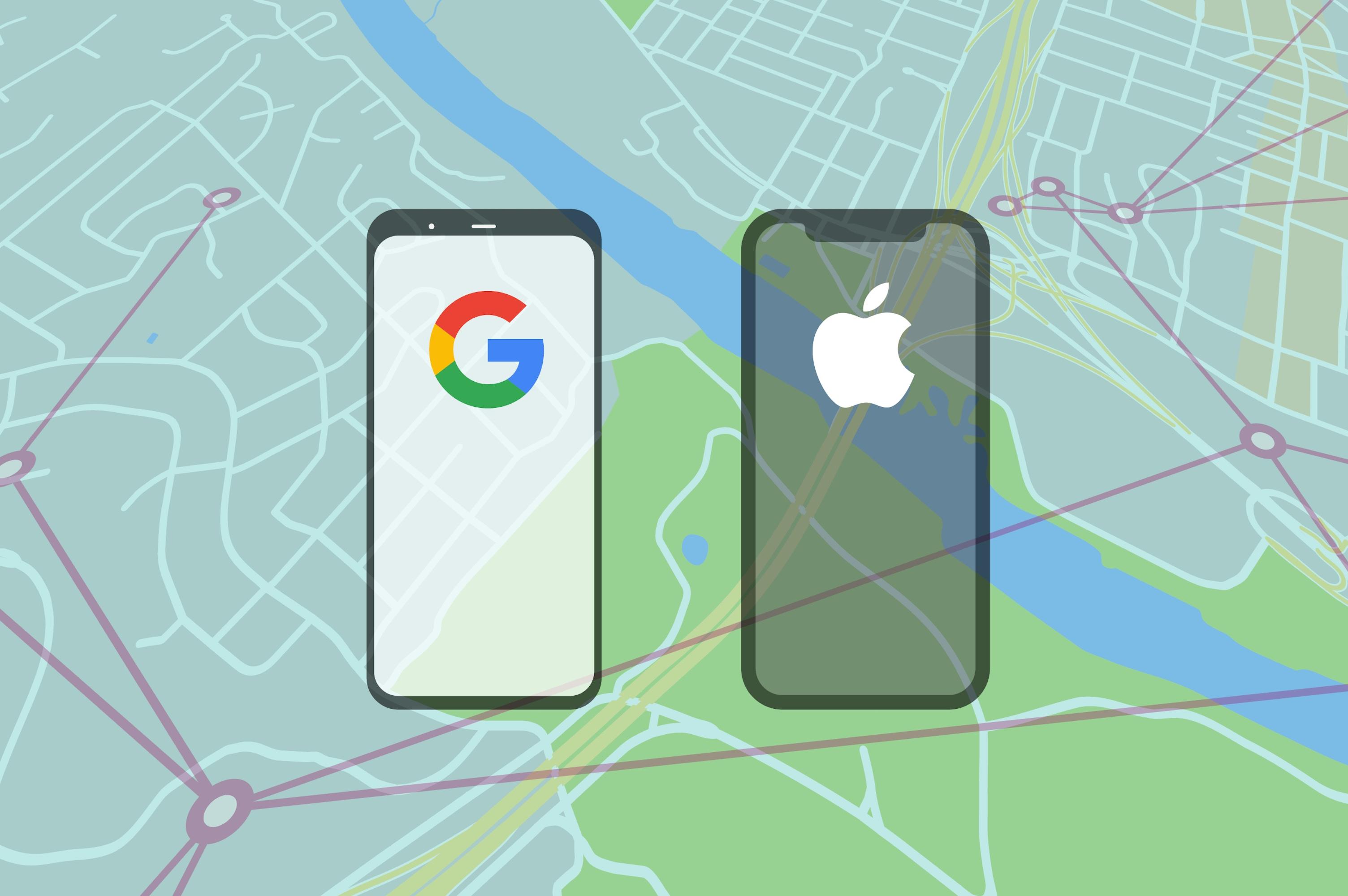 Apple и Google выпустили API для тотальной слежки