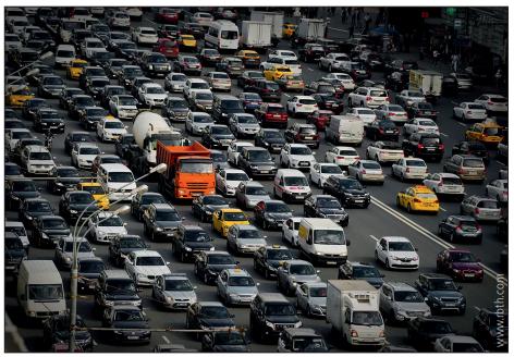 Рынок систем управления автомобильным трафиком вырастет к 2023 году