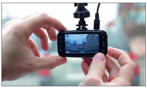 Функции видеонаблюдения на транспорте
