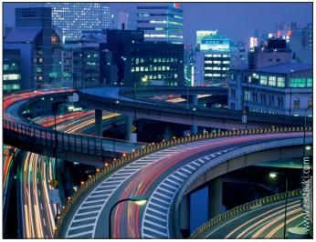 Как города Азии используют интеллектуальные транспортные системы