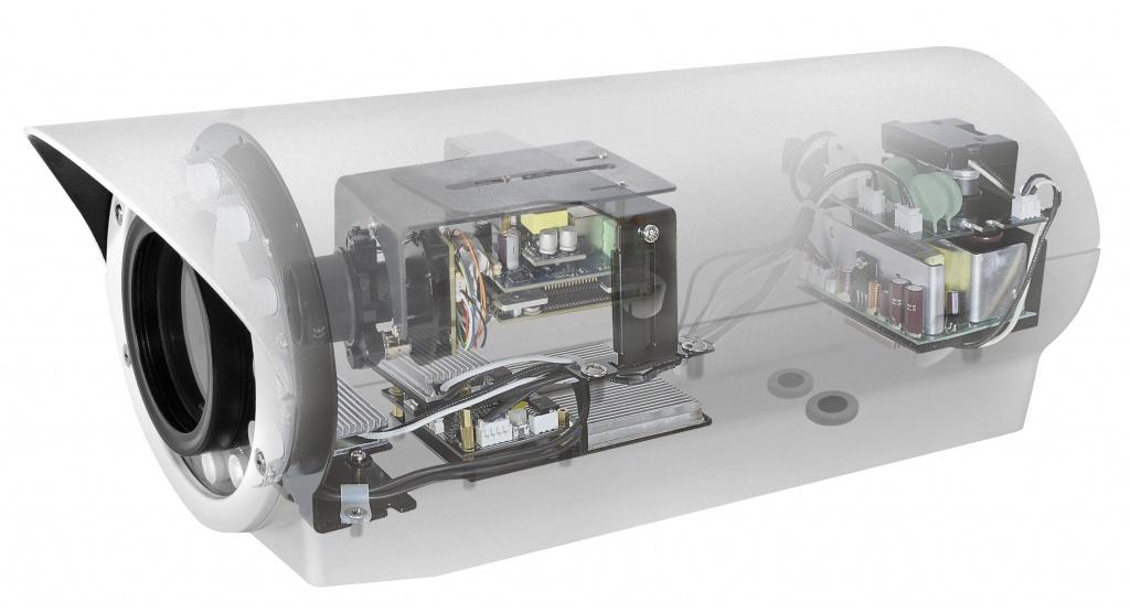 Новая 2 Мп бескорпусная камера Smartec STC-IPM3200 Estima с моторизованным объективом