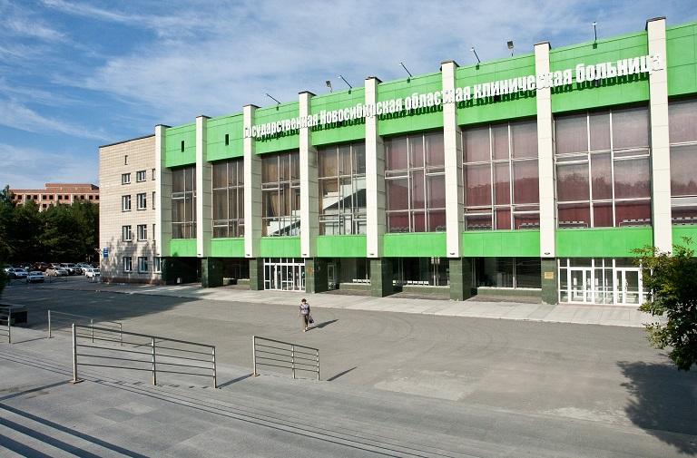 История успеха Hikvision: контроль температуры в Государственной Новосибирской областной клинической больнице