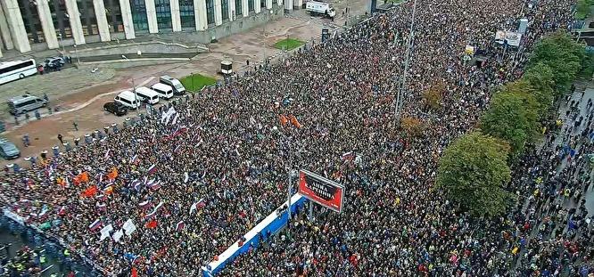 На массовых мероприятиях в Москве будут использовать системы распознавания лиц