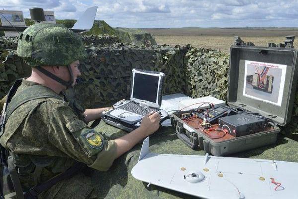 В армии РФ появились отряды борьбы с дронами