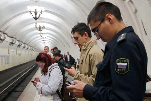В московском метро внедряют систему отслеживания устройств и трафика пользователей