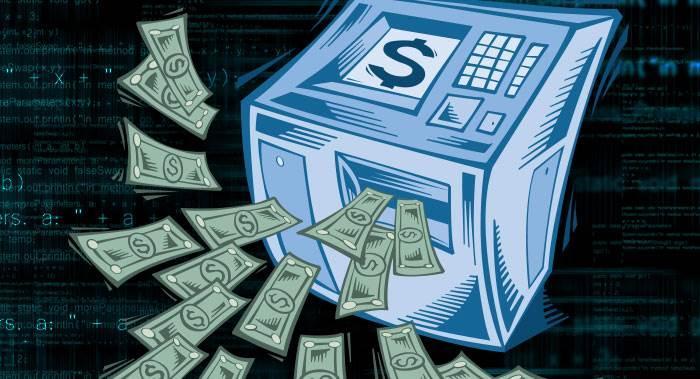 Россиянин совместно с двумя украинцами похищал деньги с банковских карт