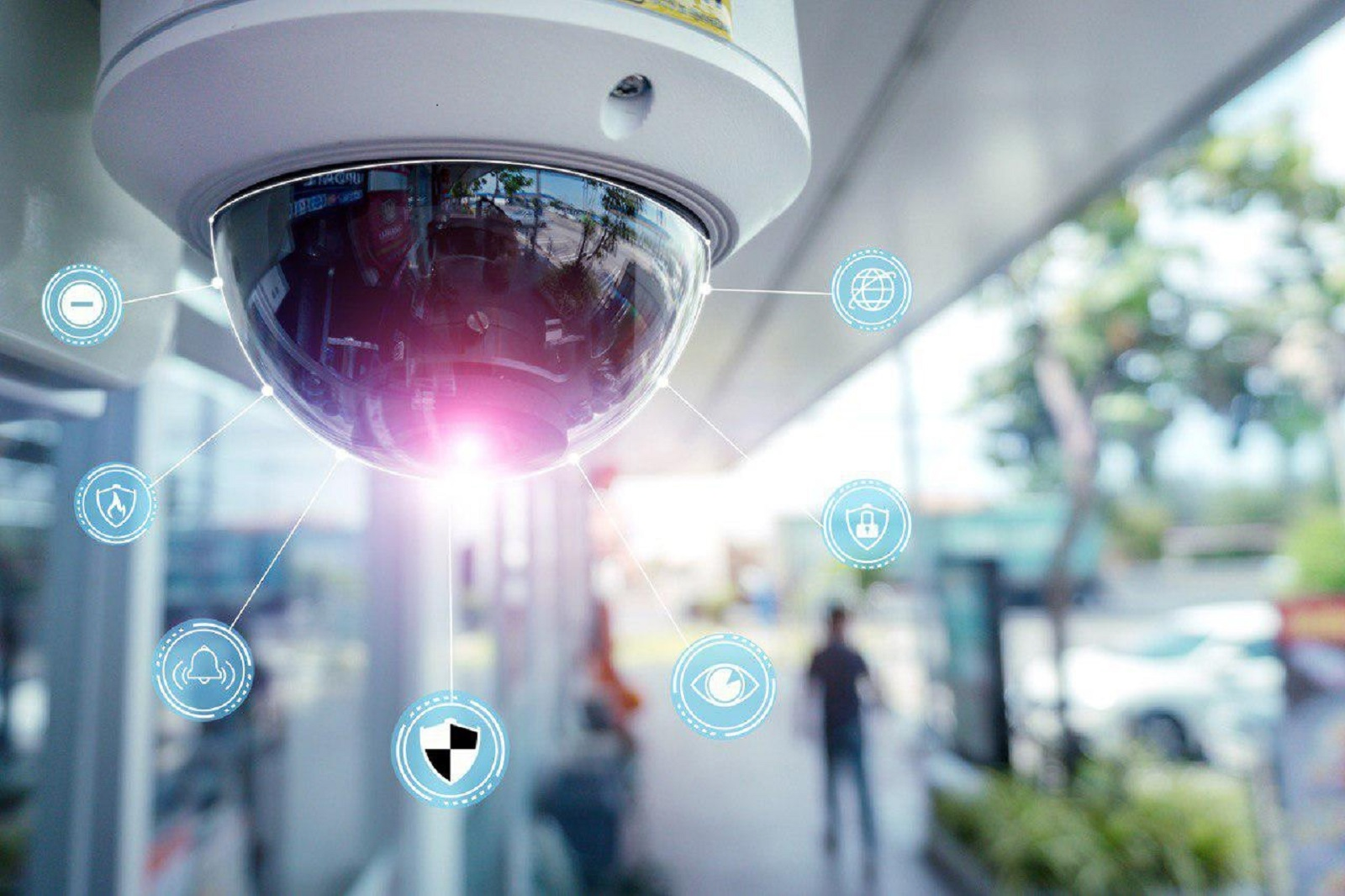 Современные технологии видеонаблюдения для крупных объектов