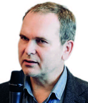 Александр Горшков, директор по развитию компании Iris Devices — резидента Инновационного центра Сколково