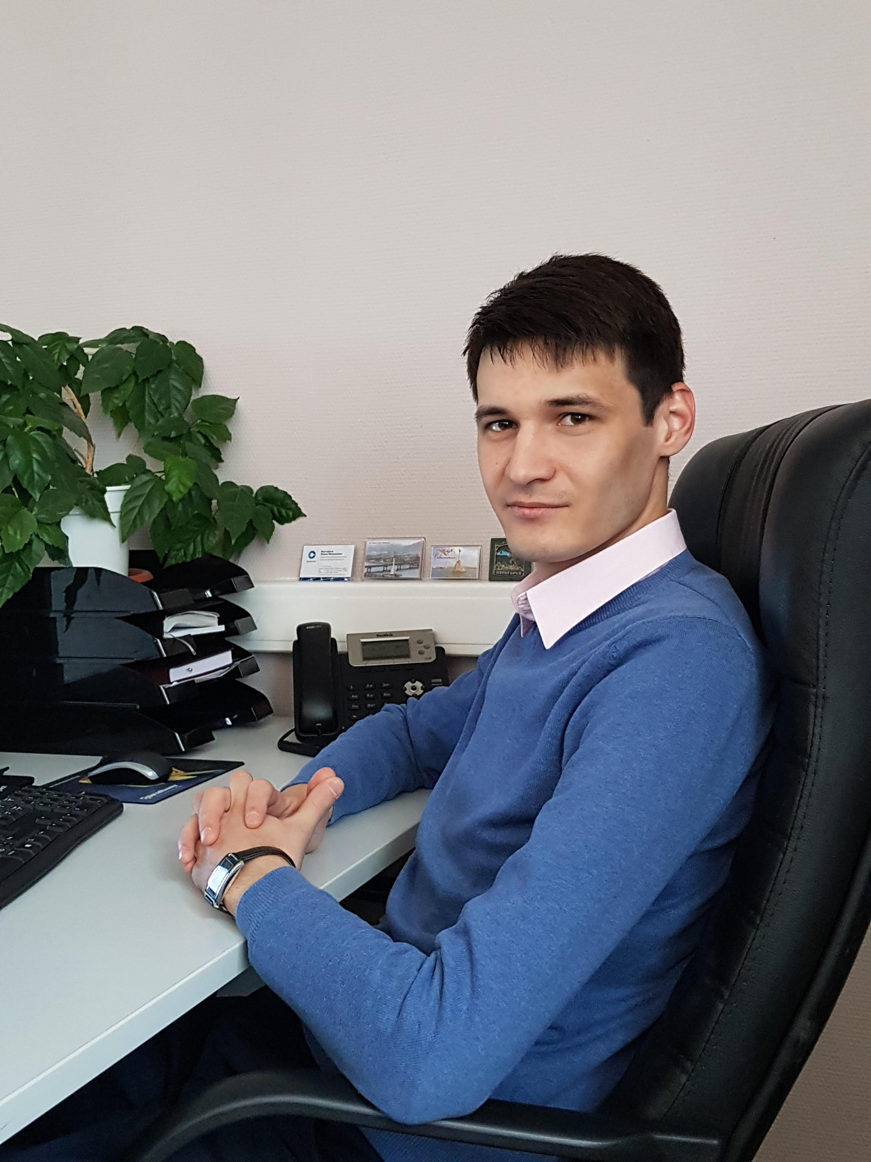 Мурад Мустафаев