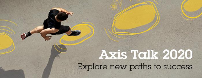 Axis приглашает на первую цифровую конференцию по IP видеонаблюдению