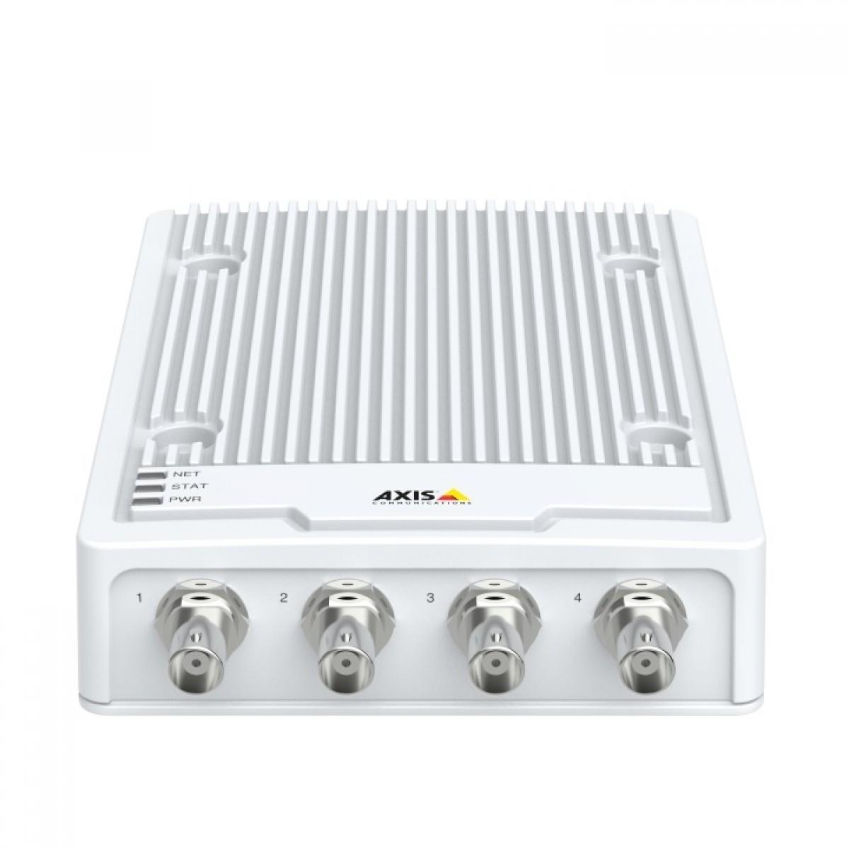 Axis Communications представила видеокодеры M7104 и P7304 с чипом нового поколения