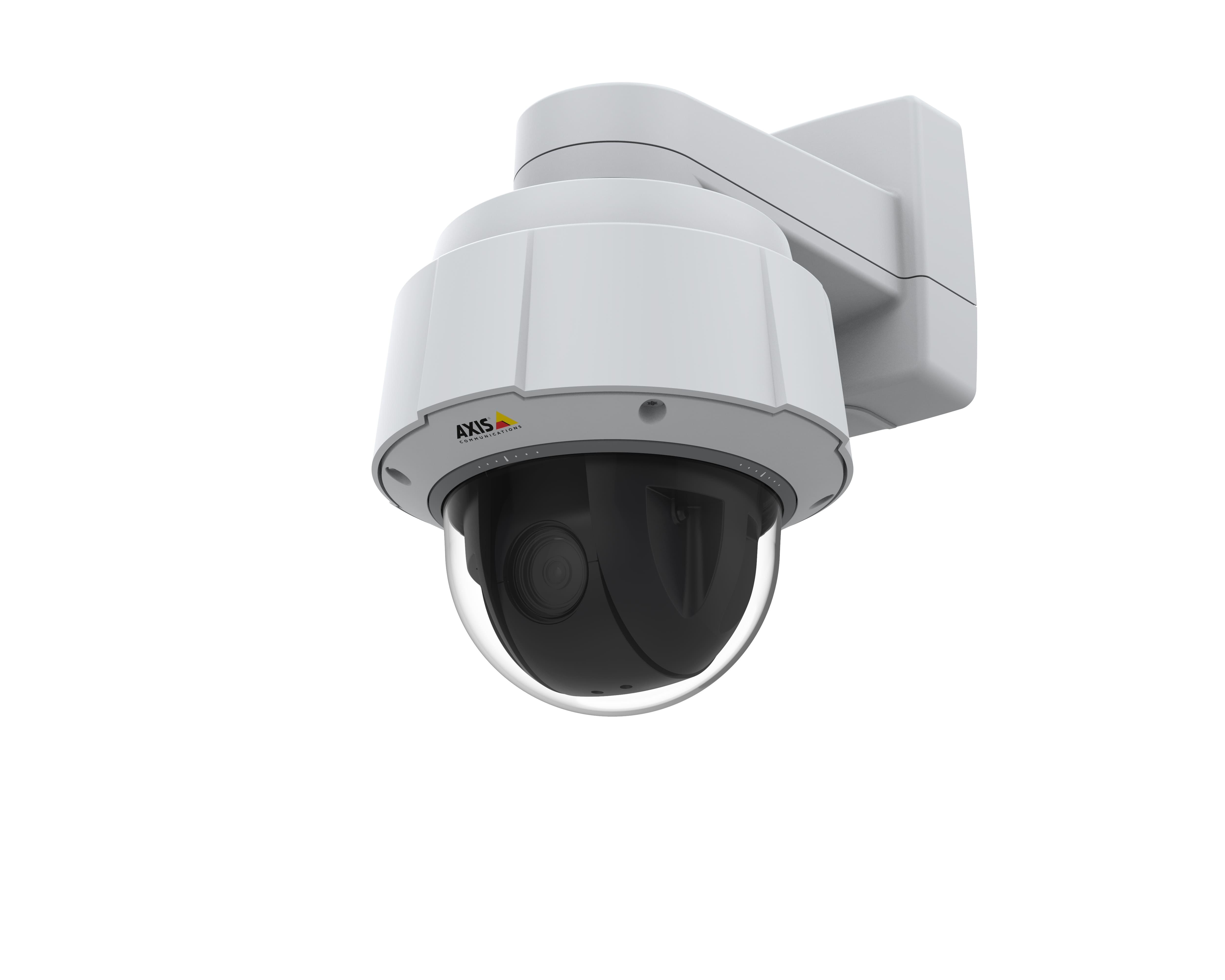 Axis Communications представила PTZ-камеры нового поколения Q6075 и Q6075-E с 40-кратным оптическим зумом