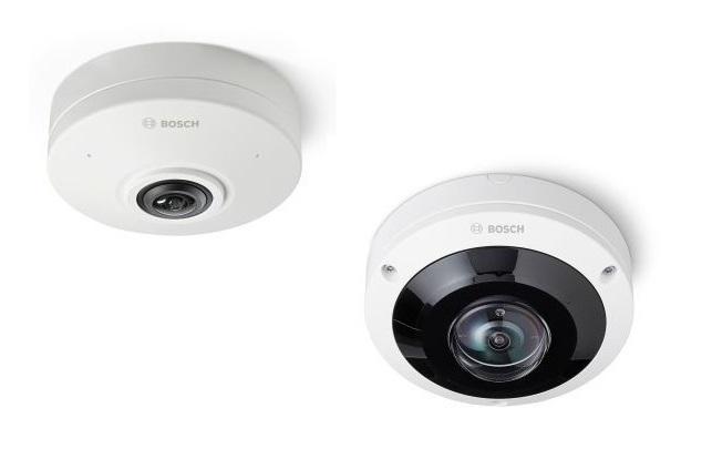Bosch выпустила первые fisheye IP-камеры с аудиоаналитикой – FLEXIDOME panoramic 5100i (IR)