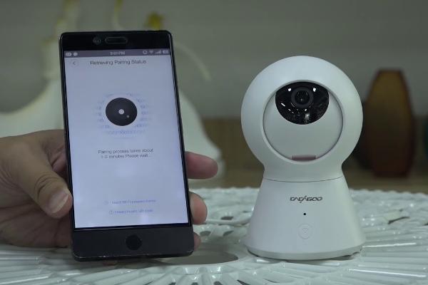 Уязвимости в камерах Cacagoo позволяют следить за пользователями