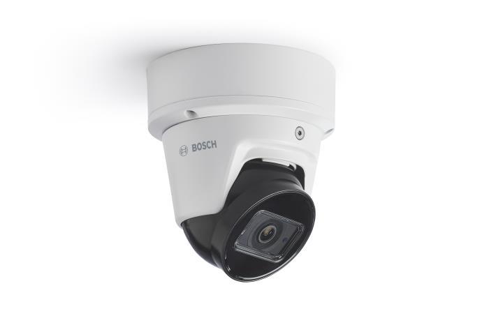 Новинка Bosch – уличная мини IP-камера FLEXIDOME 3000i IR с 5 Мп, H.265 и фирменной аналитикой