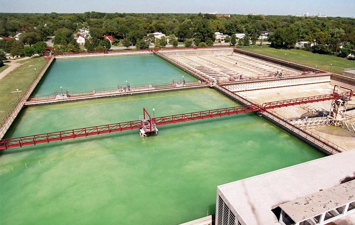 Житель Канзаса отключил процессы очистки водопроводной воды в родном округе