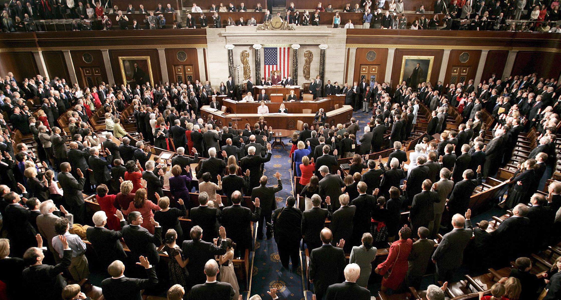 Конгресс США принял закон о безопасности Интернета вещей