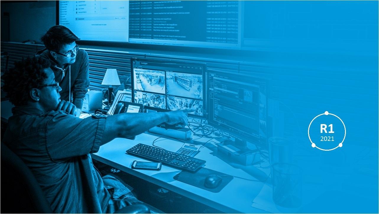 Новая версия платформы для управления видеонаблюдением XProtect 2021 R1 от Milestone