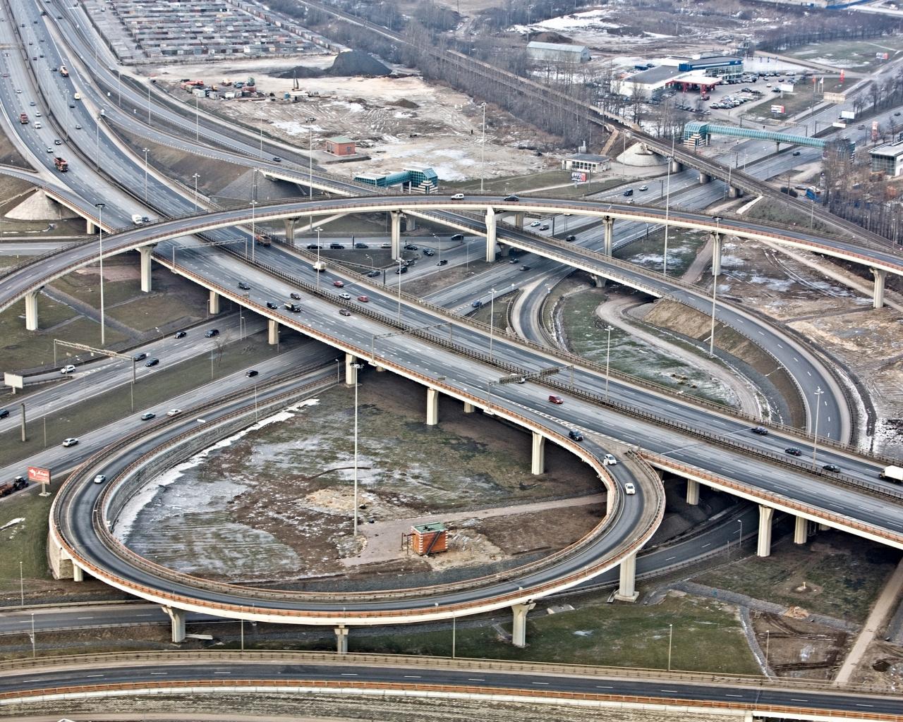 Более 1 млрд рублей направят на обеспечения транспортной безопасности объектов Кольцевой автомобильной дороги вокруг Санкт-Петербурга