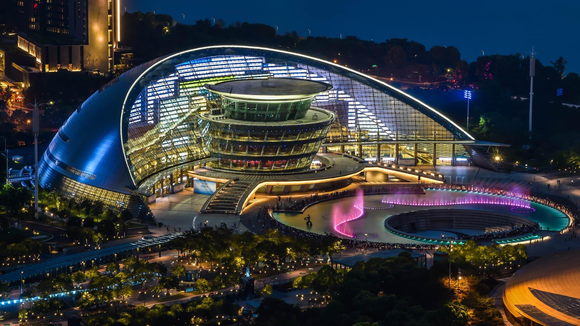 В Китае запустили систему идентификации умных городов, основанную на блокчейне