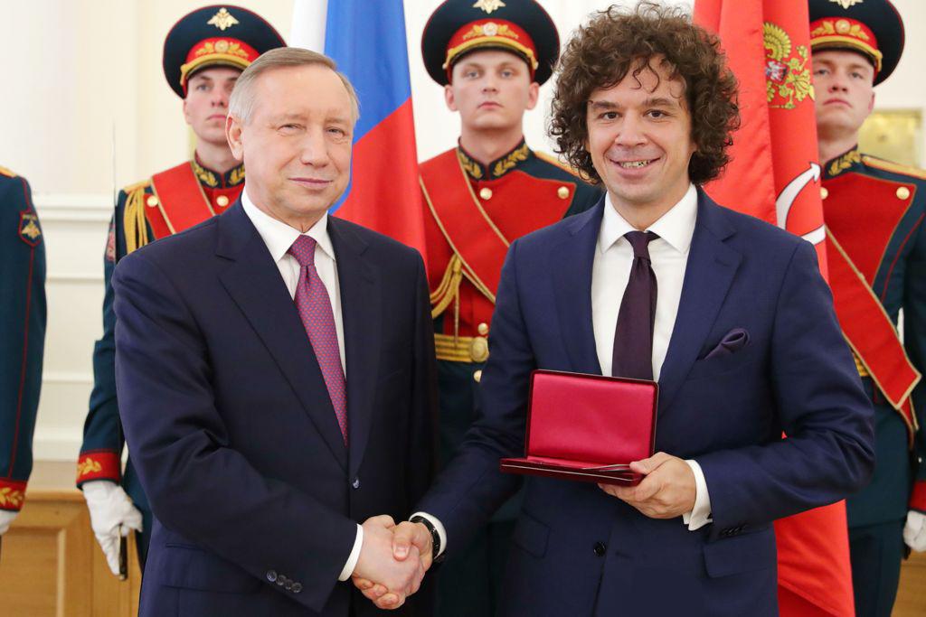 Поздравляем Михаила Левчука с государственной наградой!