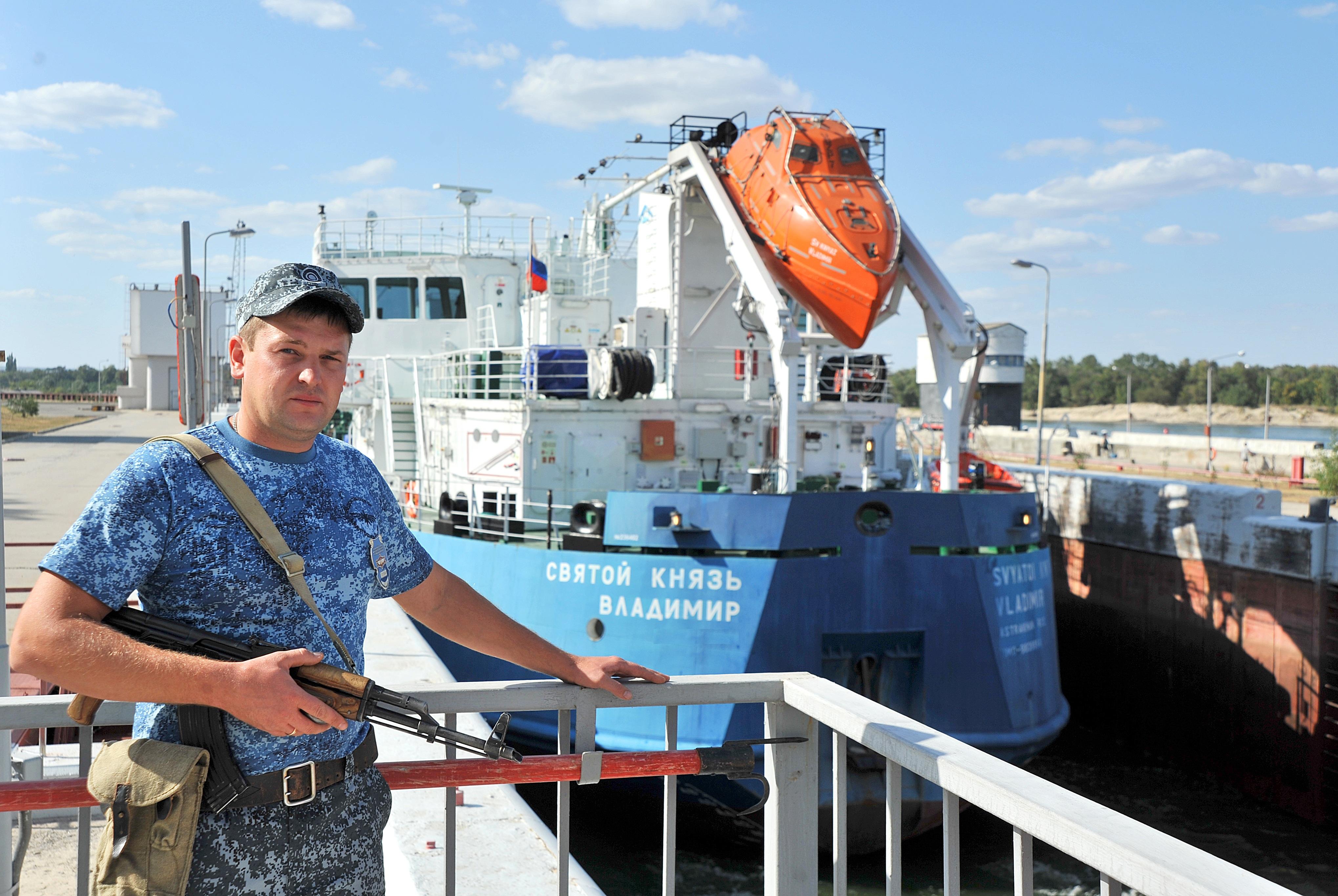 Морские объекты транспорта Дальнего Востока надежно защищены УВО Минтранса России