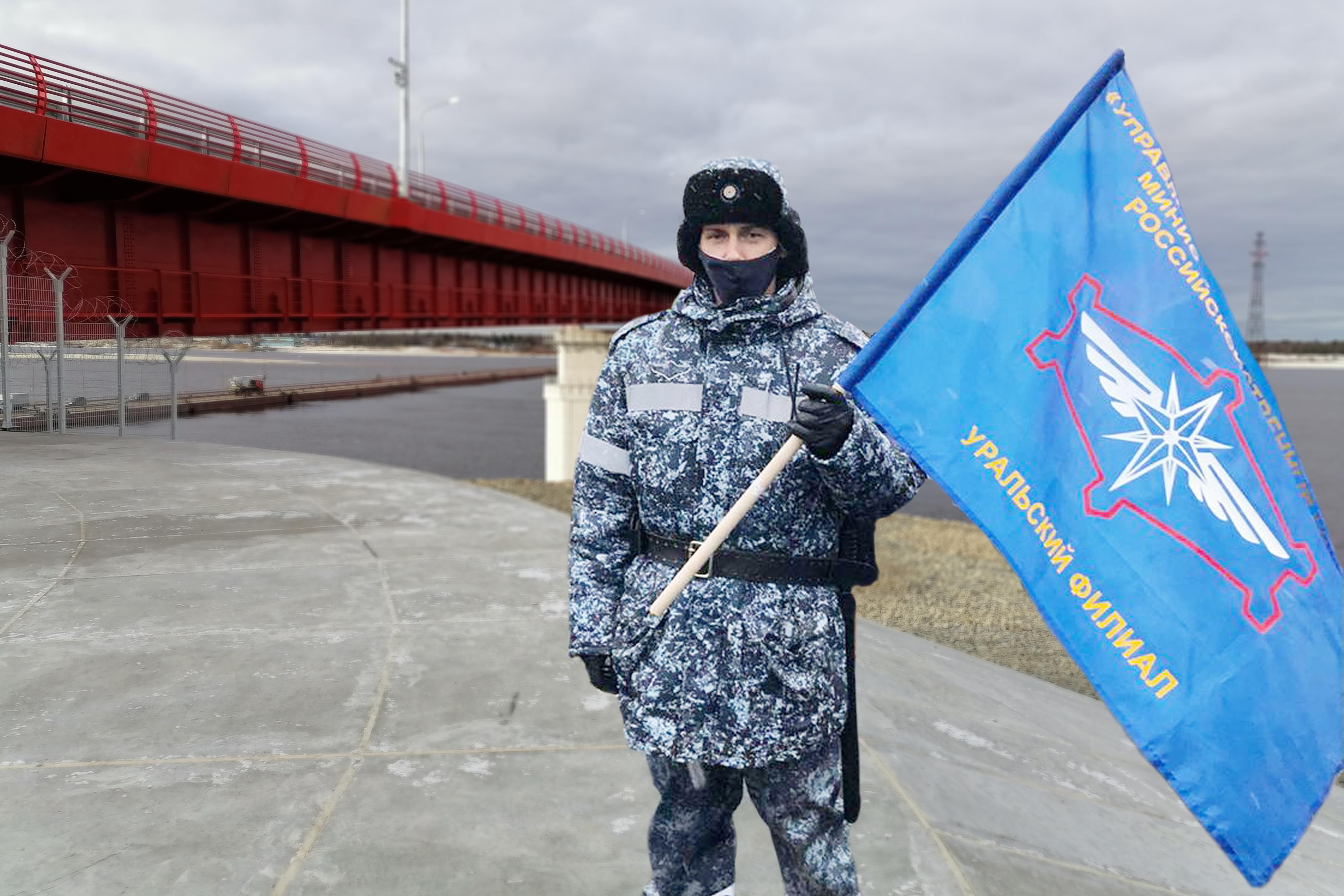 Пуровский мост принят под защиту государственного предприятия