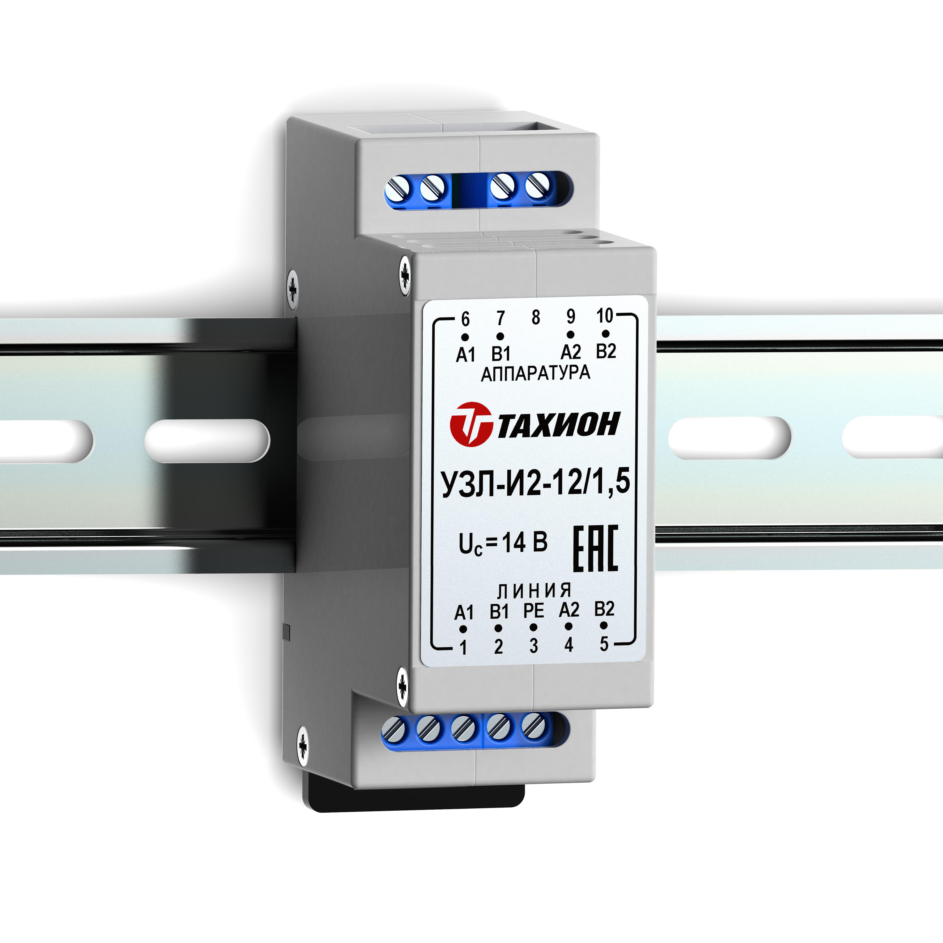 Устройства защиты портов интерфейсов с передачей питания по линии