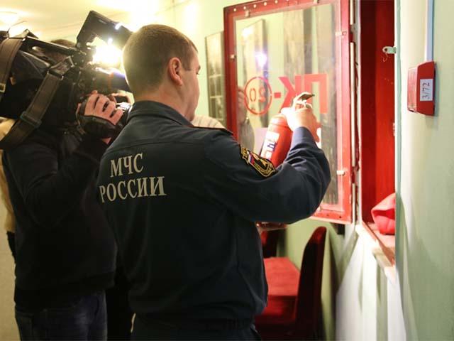 В театре Калининграда выявлено 57 нарушений требований пожарной безопасности