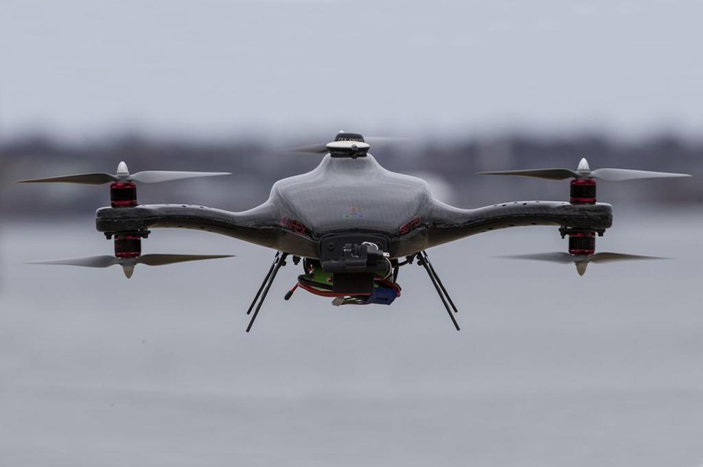 Использование дронов в России планируют законодательно регламентировать