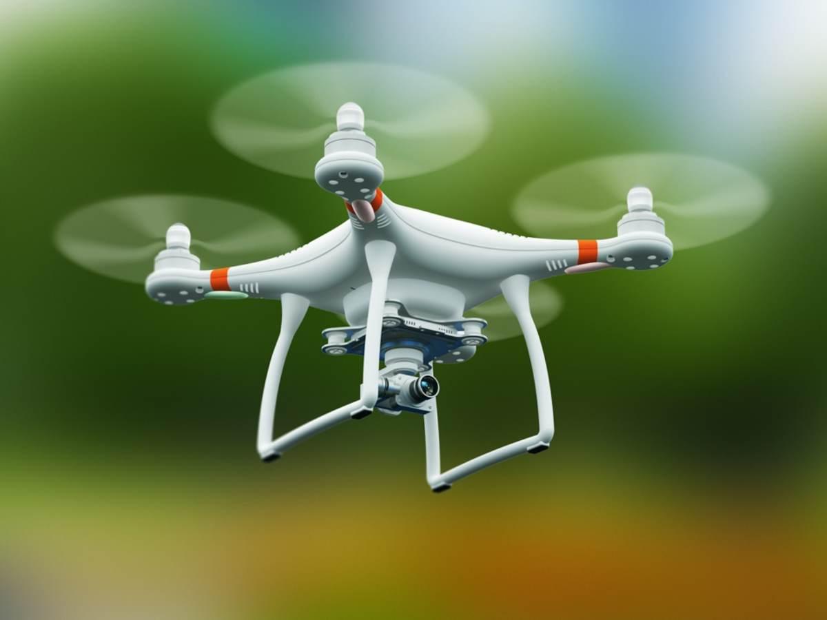 В Великобритании будут дронами доставлять тесты на COVID-19 в отдаленные районы Шотландии