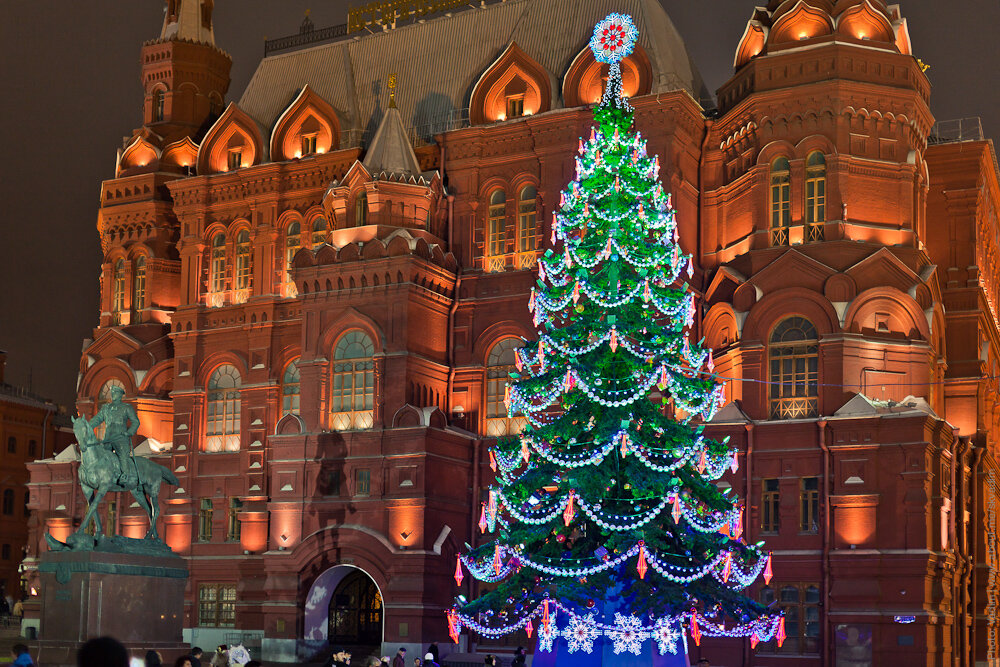 Госпожнадзор МЧС России начал проверки мест новогодних праздников