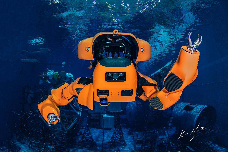 Подводные роботы получат искусственный интеллект
