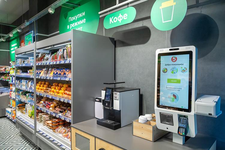 Без продавцов и кассиров: в Москве открылся полностью автоматизированный магазин