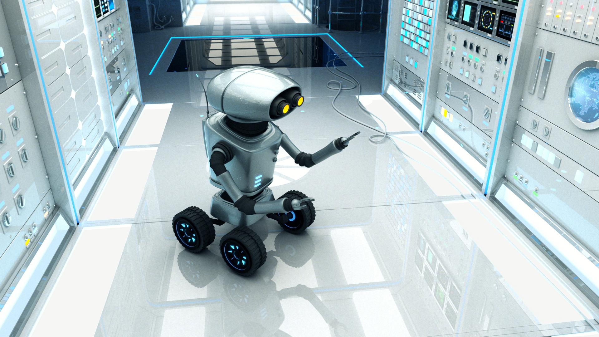 Космические роботы могут получить искусственный интеллект